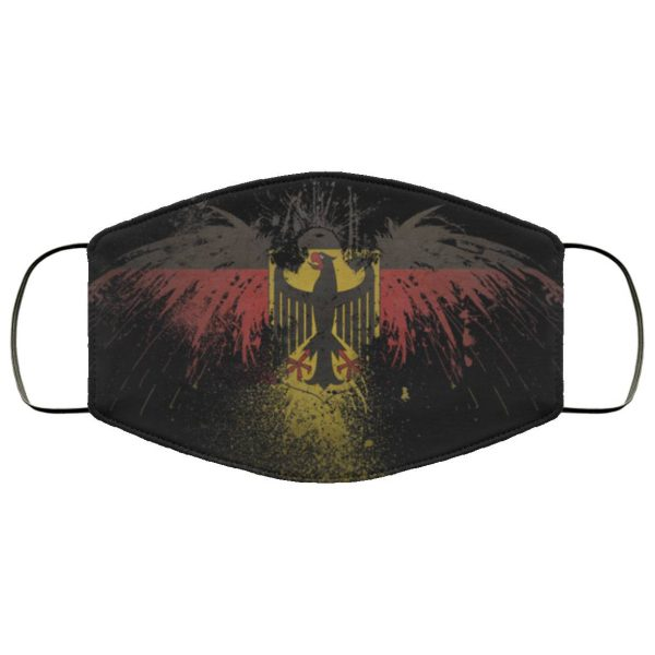 Germany flags Cloth Face Mask