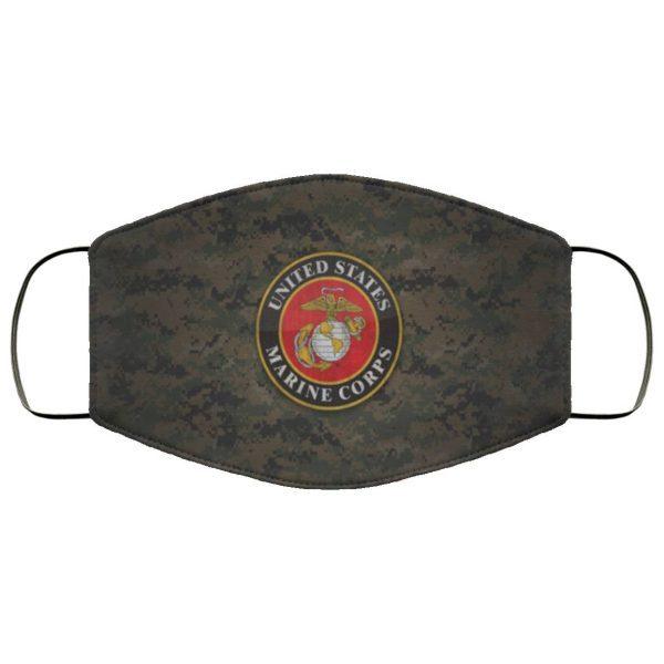Marine Corps Cloth Face Mask