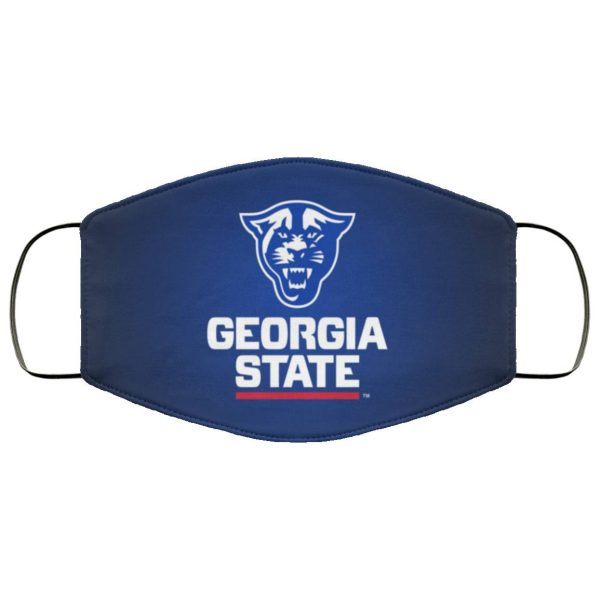 Georgia State Panthers Cloth Face Mask