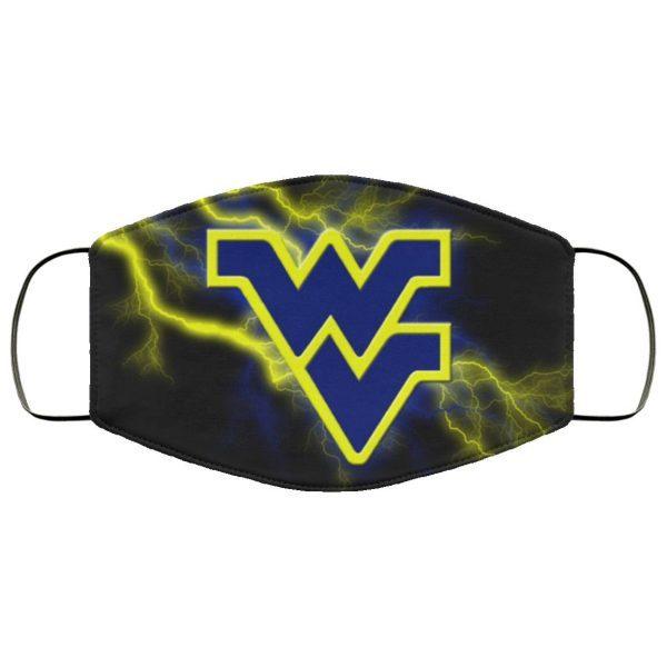 WVU University of Virginia Face Mask