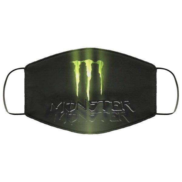 Monster Cloth Face Mask