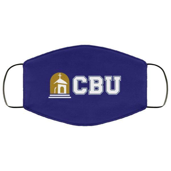 California Baptist University Face Mask