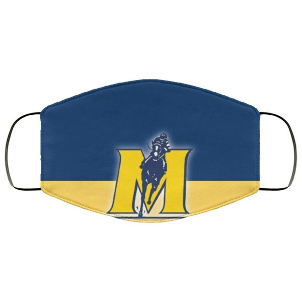 Murray State Racer Athletics Face Mask