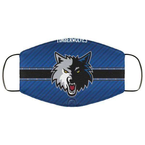 Minnesota Timberwolves Cloth Face Mask