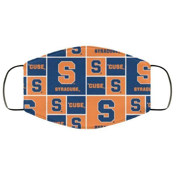 Syracuse University Orange Face Mask