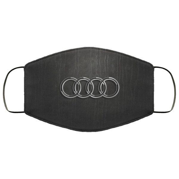 Audi Face Mask Logo