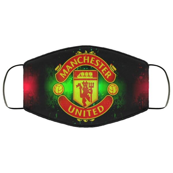Manchester United Cloth Face Mask