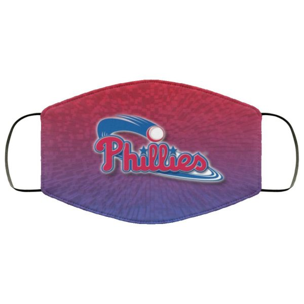 Philadelphia Phillies CLOTH FACE MASK