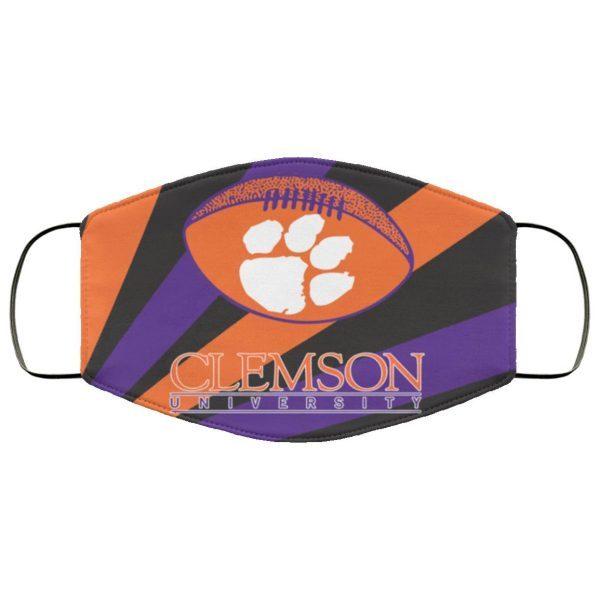 Cool Clemson Tiger Face Mask 2020