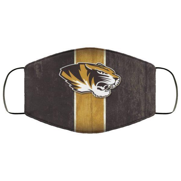 Missouri Tigers Face Mask