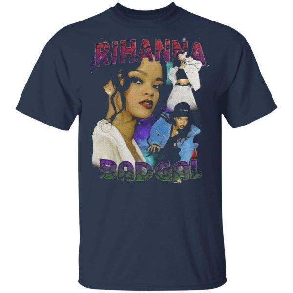 Rihanna Badgal 90s Retro Vintage TShirt T-Shirt