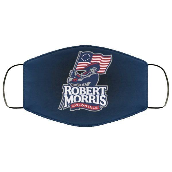 Robert Morris University Athletics Face Mask
