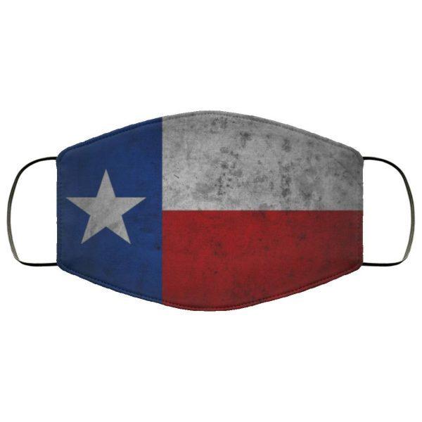 Texas Flag Cloth Face Mask
