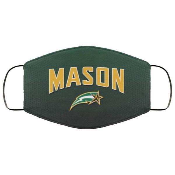 George Mason University Patriots Face Mask