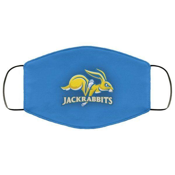 South Dakota State Jackrabbits Face Mask