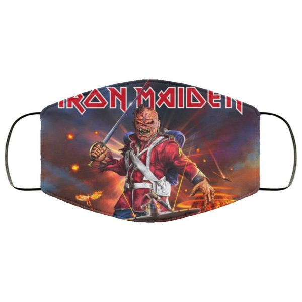 Iron Maiden Face Mask – Adults Mask US
