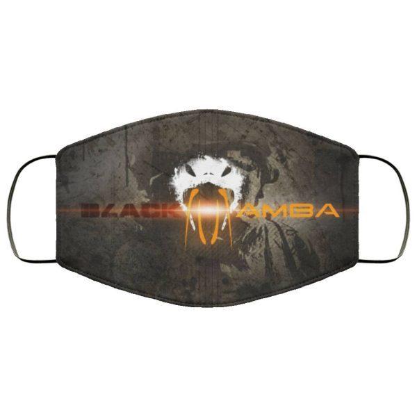 Black Mamba Face Mask