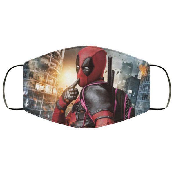 Deadpool Face Mask