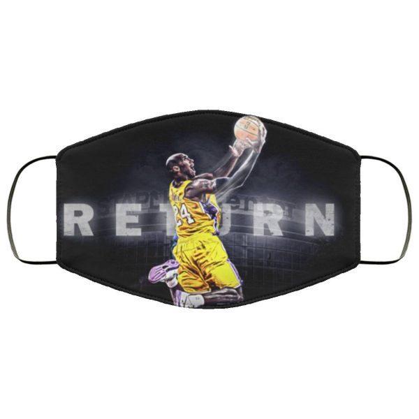 Love Kobe Bryant Face Mask