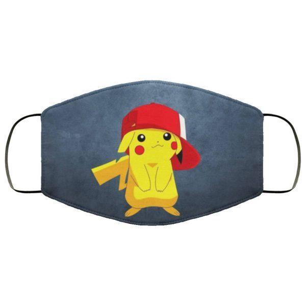 Pikachu CLOTH Face Mask
