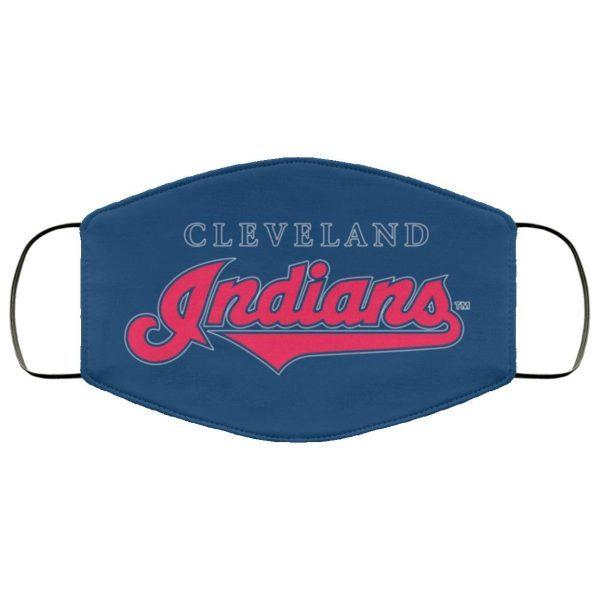 Cleveland Indians Face Mask
