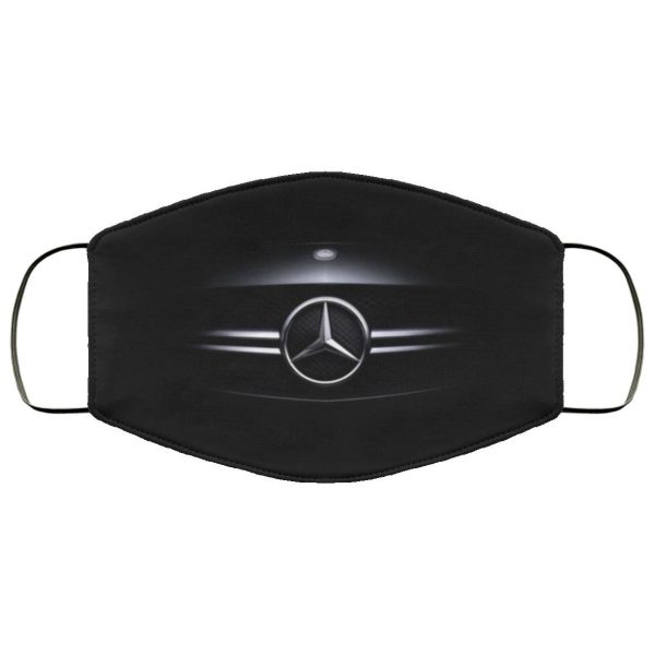 Mercedes Cloth Face Mask