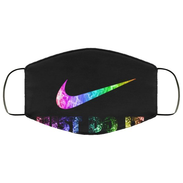 Nike Just Do It Face Mask