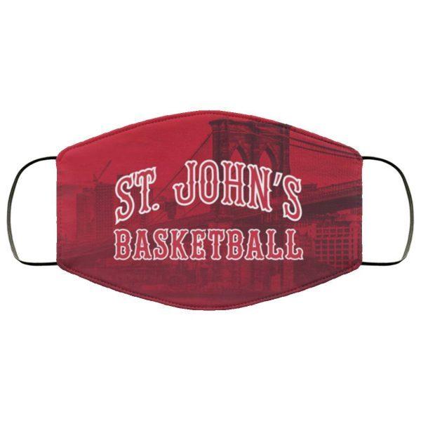 St. John's Red Storm Face Mask