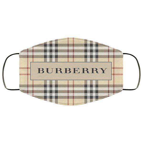 Burberry Cloth Face Mask