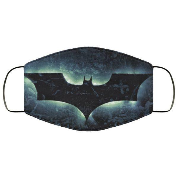 Batman Cloth Face Mask