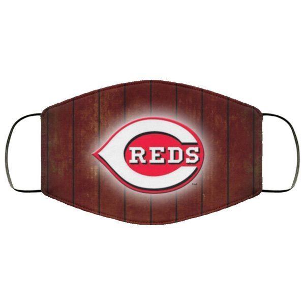 Cincinnati Reds face Cloth Face Mask