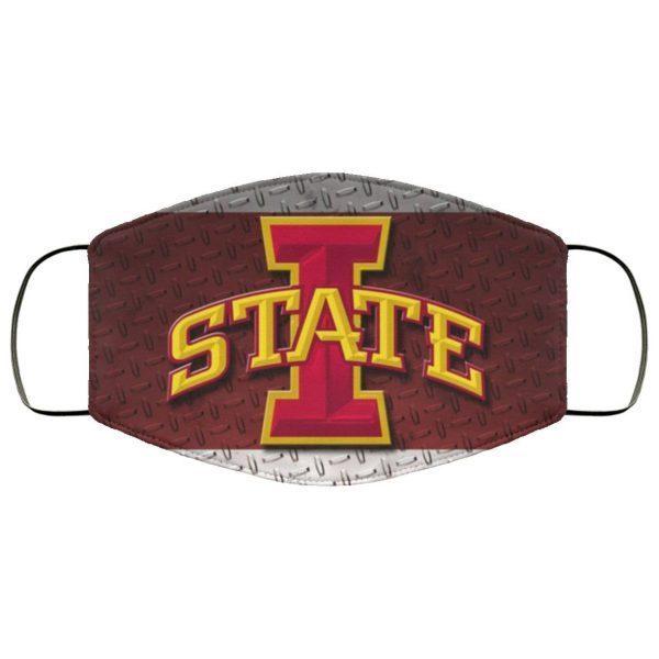 Iowa State Cloth Face Mask