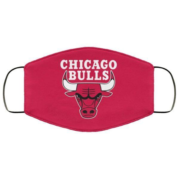 Chicago Bulls Face Mask