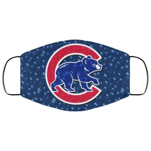 Chicago Cubs face masks