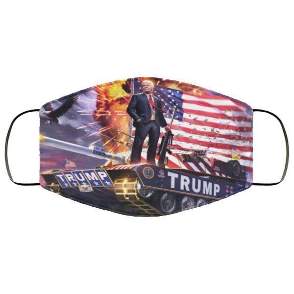Trump Make America Great Again Face Mask