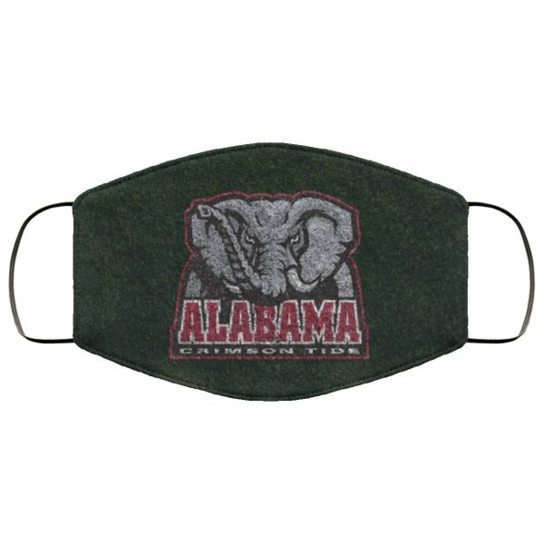 Alabama Crimson Tide Cloth Face Mask