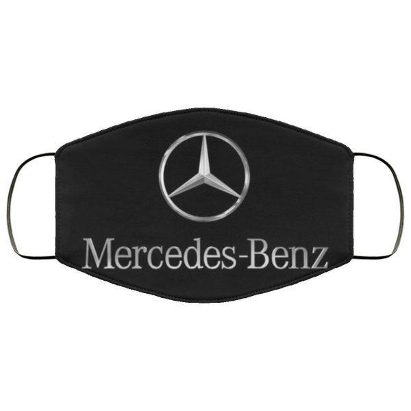 Mercedes-Benz face mask