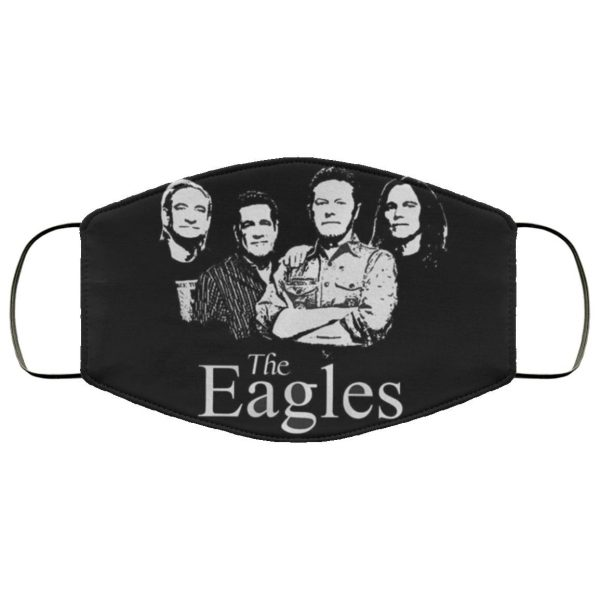 The Eagles band Face Mask