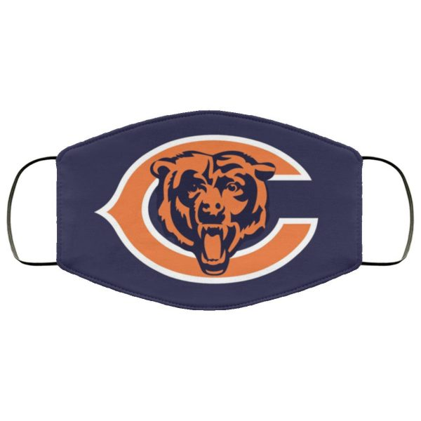 Chicago Bears Cloth Face Mask
