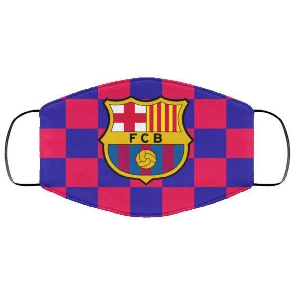 Barcelona FC Face Mask – Adults Mask US