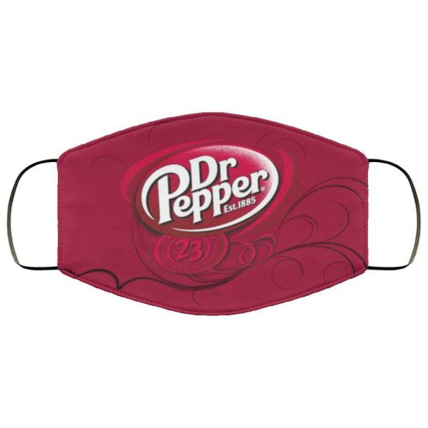 Dr Pepper Face Mask – Adults Mask US