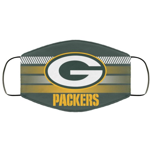 Green Bay Packers Face Mask – Adults Mask 2020 US