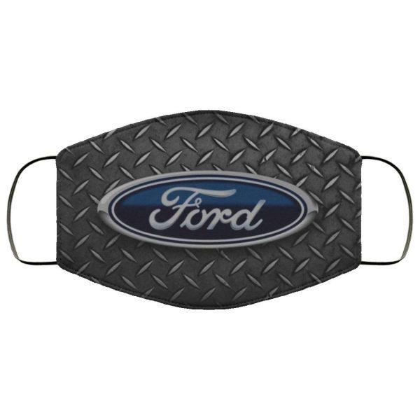 Ford Face Mask – Ford Logo Car cloth face masks