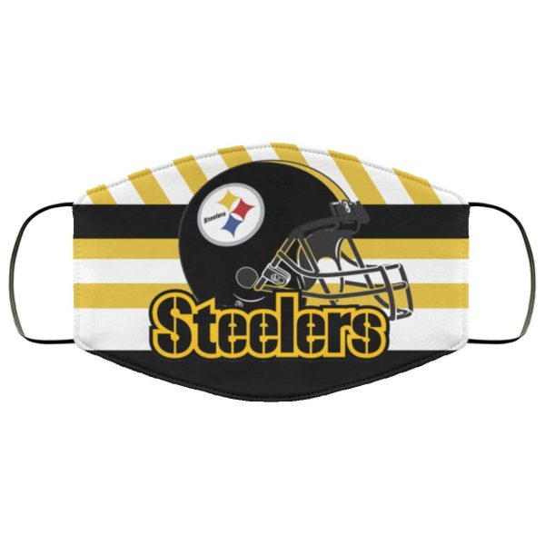 Where Buy Pittsburgh Steelers NFL Cloth Face Mask 2020 US