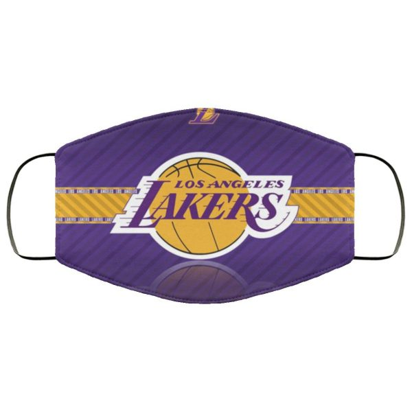 Los Angeles Lakers cloth Face Mask