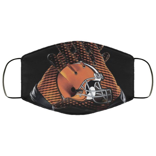 Cleveland Browns 2020 US Cloth Face Mask
