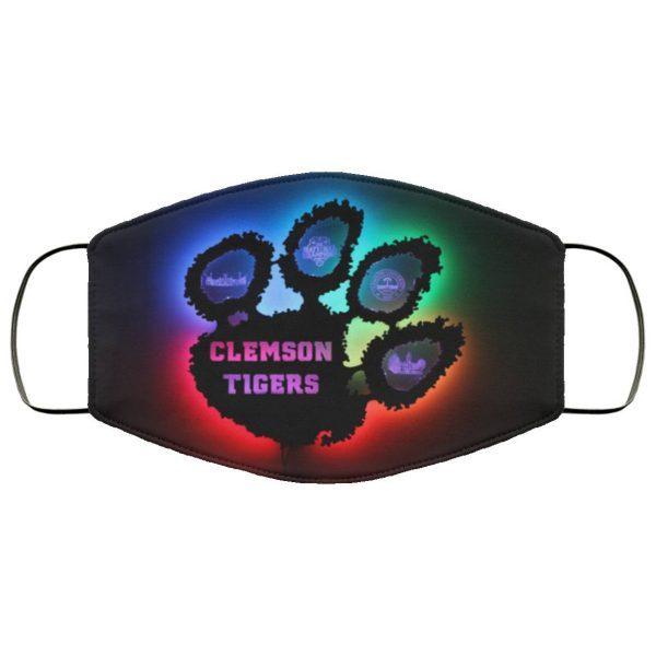 Clemson Tiger US 2020 Cloth Face Mask