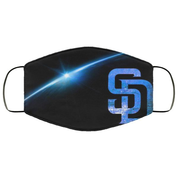 San Diego Padres cloth Face Mask