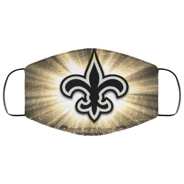 New Orleans Saints cloth Face Mask