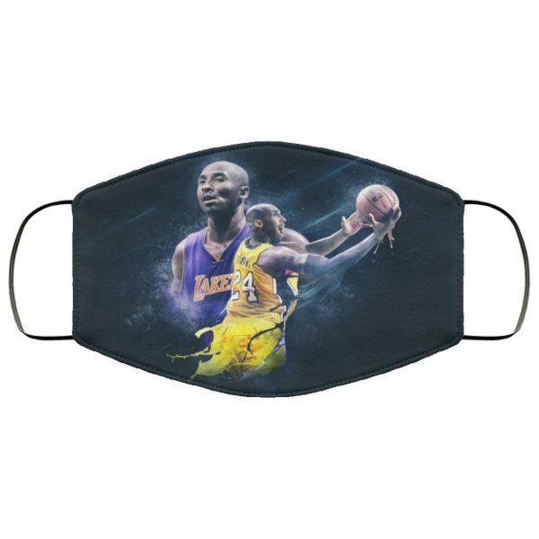 Kobe Bryant Face Mask